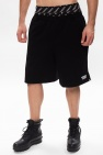 Vetements Printed shorts