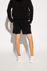 Casablanca Sweat shorts with logo