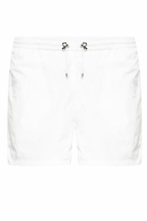 Embroidered logo shorts od MISBHV