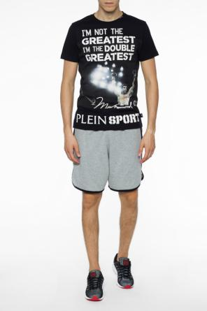 Side-stripe shorts od Plein Sport