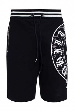 Printed shorts od Philipp Plein