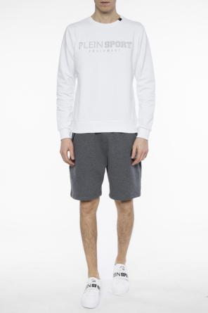 Patched shorts od Plein Sport