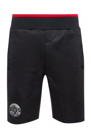 Sweat shorts with logo od Plein Sport