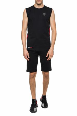 Shorts with logo od Plein Sport