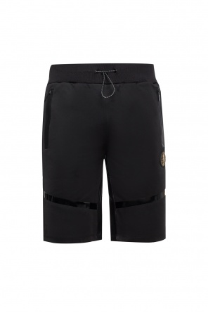 Shorts with skull motif od Philipp Plein