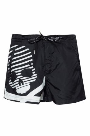 Printed swimming shorts od Philipp Plein