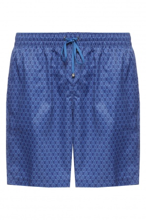 Logo swim shorts od Billionaire