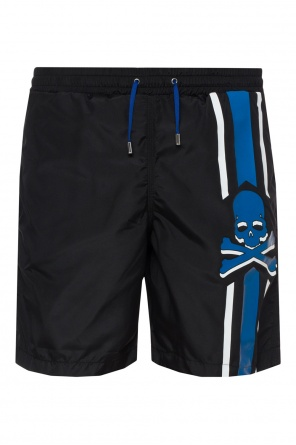 Printed swim short od Philipp Plein