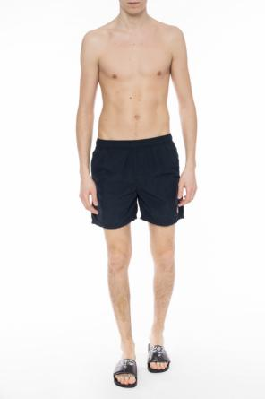 Logo swimming shorts od Stone Island