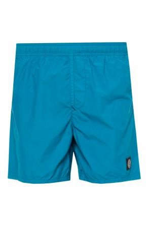 Swimming shorts with logo od Stone Island