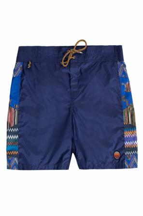 Printed swimming shorts od M Missoni