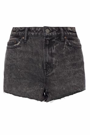 'nyla' denim shorts od AllSaints