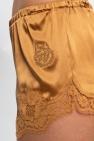 Dolce & Gabbana Silk shorts