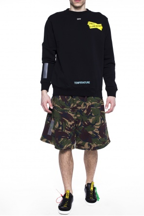 Camo shorts od Off White