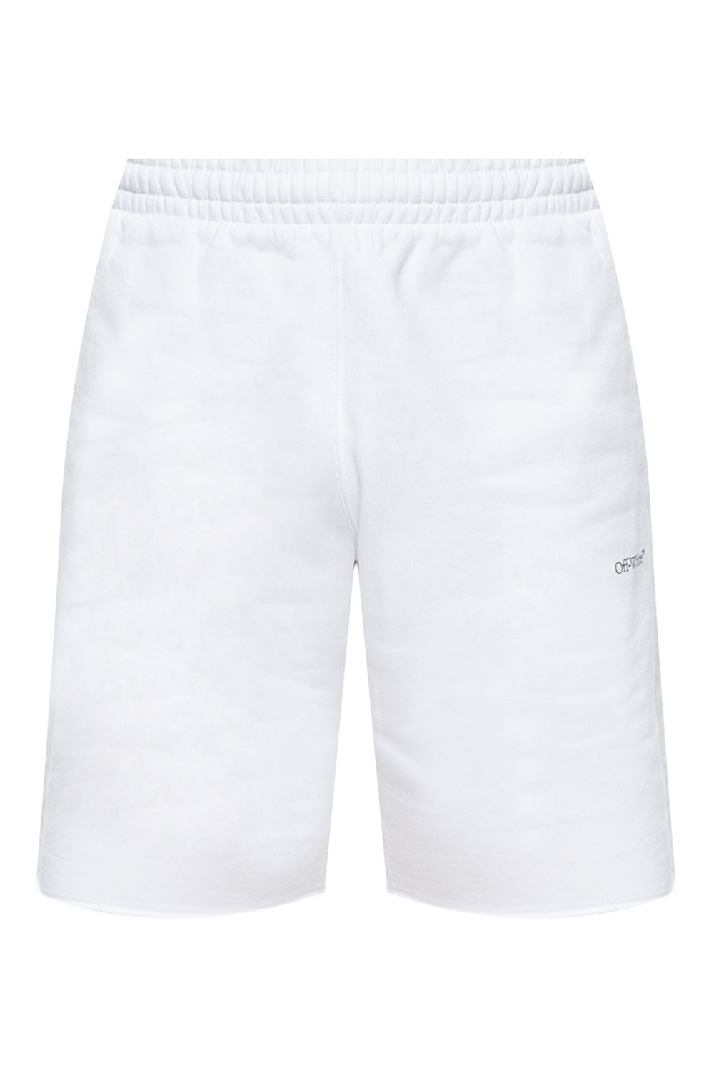 Off-White Shorts with logo