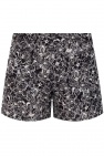 Off-White Patterned swim shorts