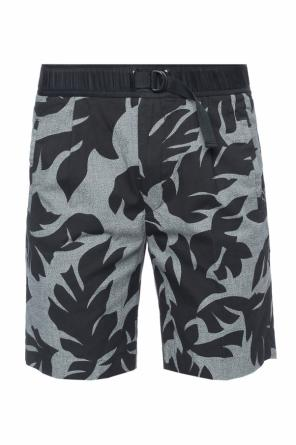 Patterned shorts od Diesel