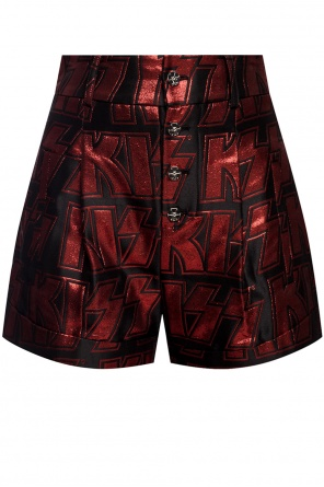 Shorts with lettering od Philipp Plein