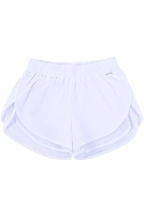 Shorts with sheer inserts od Diesel