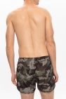 Neil Barrett Printed swim shorts