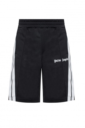 Side-stripe shorts od Palm Angels