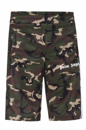 Logo shorts od Palm Angels