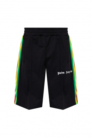 Shorts with logo od Palm Angels