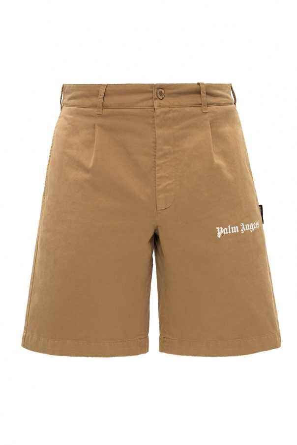 Palm Angels Shorts with logo