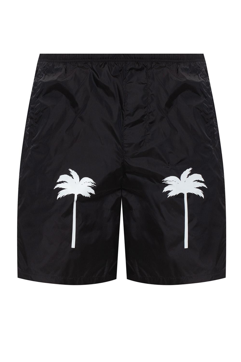 Palm Angels Drawstring shorts