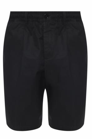 Pleated shorts od Marni