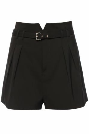 Belted shorts od Valentino Red