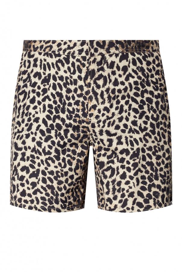 AllSaints 'Reserve' swim shorts