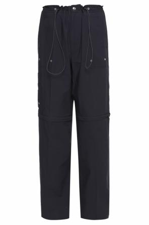 Trousers with detachable legs od Lanvin