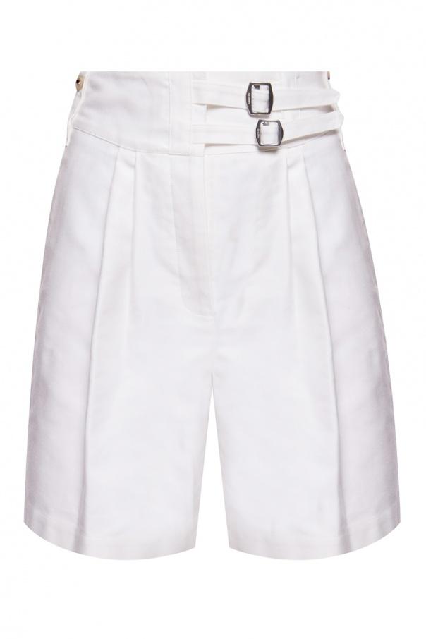 腰带短裤 od Lanvin