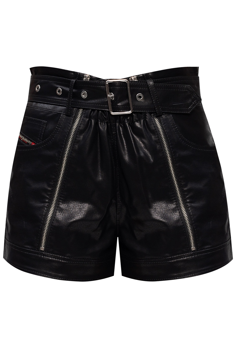 Diesel High-waisted shorts