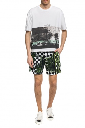 Patterned shorts od Just Cavalli