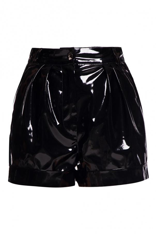 Philipp Plein Varnished shorts