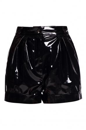 Varnished shorts od Philipp Plein