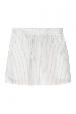 Striped shorts od MM6 Maison Margiela