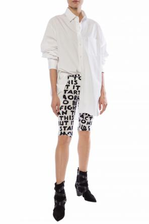 Printed shorts od MM6 Maison Margiela ... 5d677946d