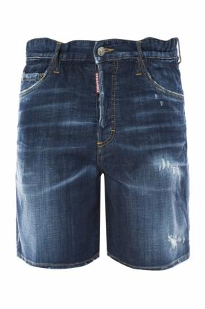 Denim shorts od Dsquared2