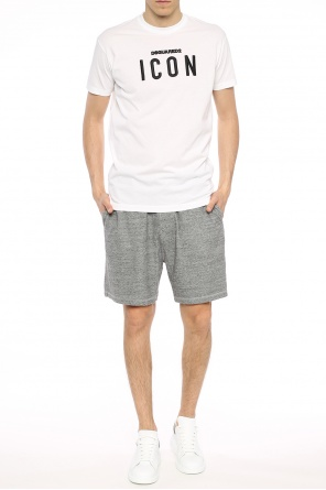 Marl shorts od Dsquared2