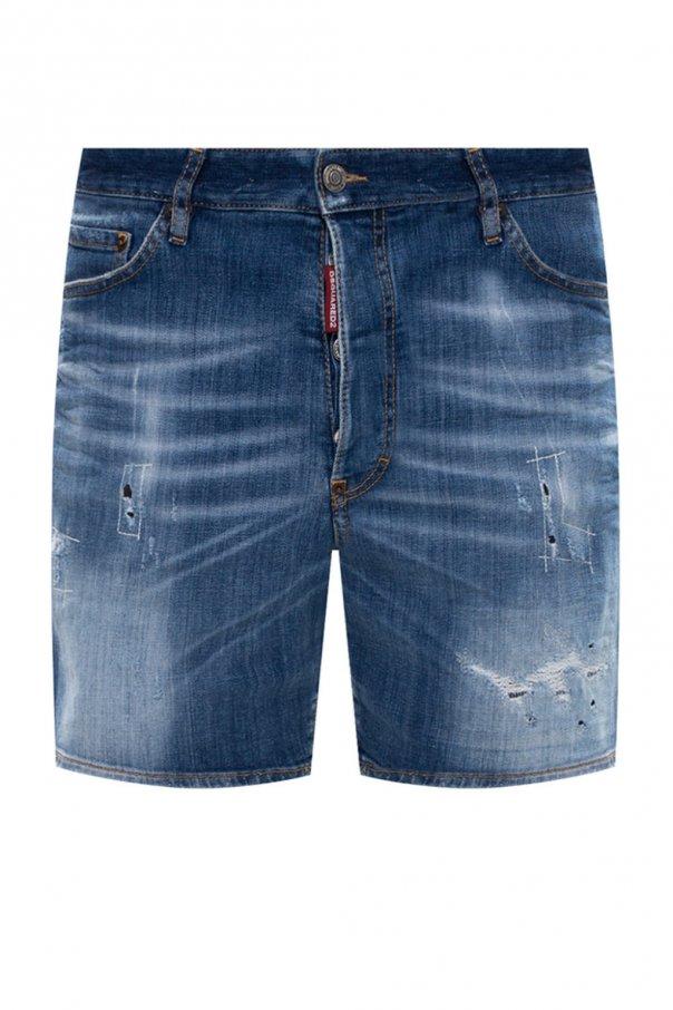 Dsquared2 'Marine Fit' shorts