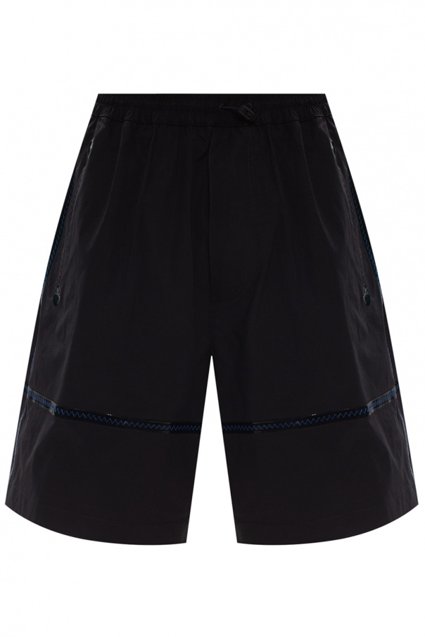 Dsquared2 Ruched shorts