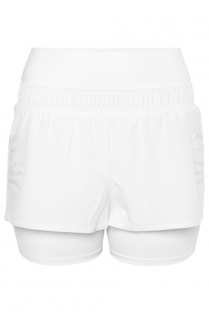 Printed shorts od Adidas by Stella McCartney
