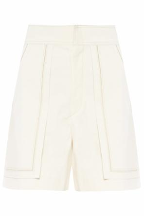 High-waisted shorts od Isabel Marant