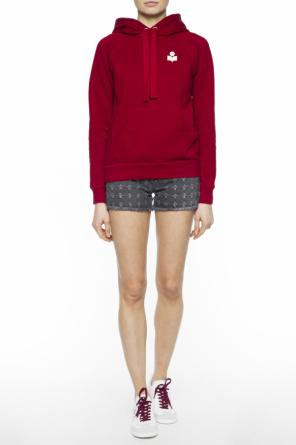 Denim shorts with holes od Isabel Marant Etoile