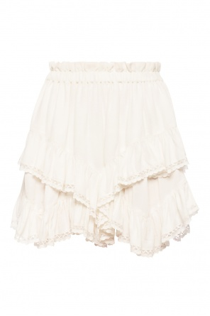 Shorts with ruffles od Isabel Marant