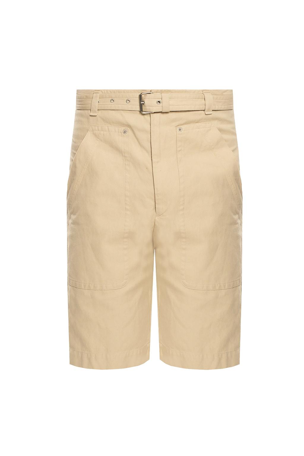 Shorts With Pockets Isabel Marant Vitkac Us