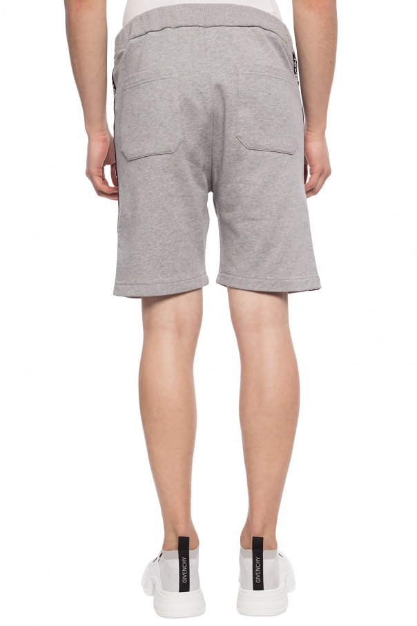 Striped shorts od Balmain